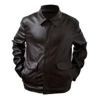Harrison Ford Indiana Jones Genuine Leather Jacket