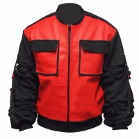 Back to the Future Marty McFly Bomber Jacket