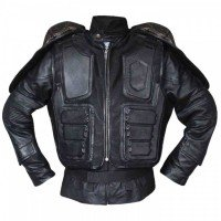 Karl Urban Judge Dredd Movie Jacket with Armour