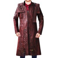 Guardian Of The Galaxy Volume 2 Star Lord Chris Pratt Trench Coat
