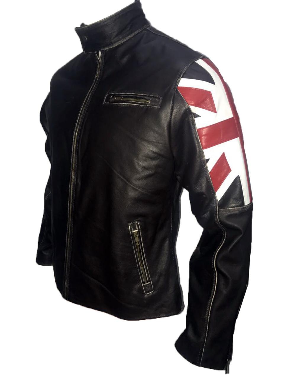 British leather jackets
